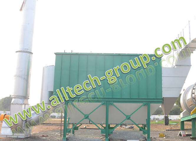 Bag House System by Alltech Group, India