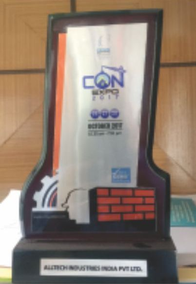 Con Expo Trophy to Alltech Group